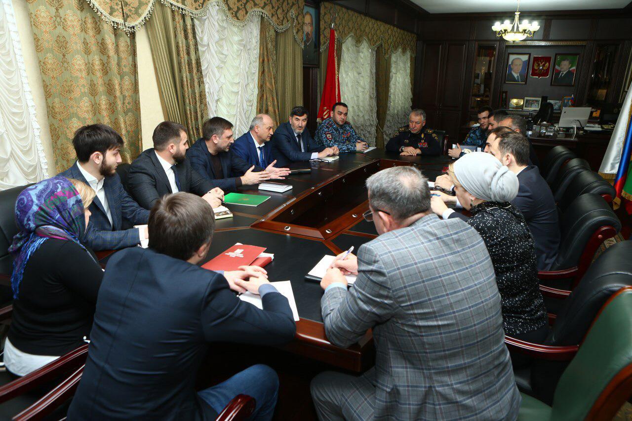 ЧЕЧНЯ. МВД по ЧР усилит взаимодействие с банками для борьбы с киперпреступностью