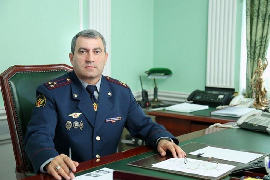 ЧЕЧНЯ. Глава УФСИН по Чеченской Республике удостоился звания генерал-майора