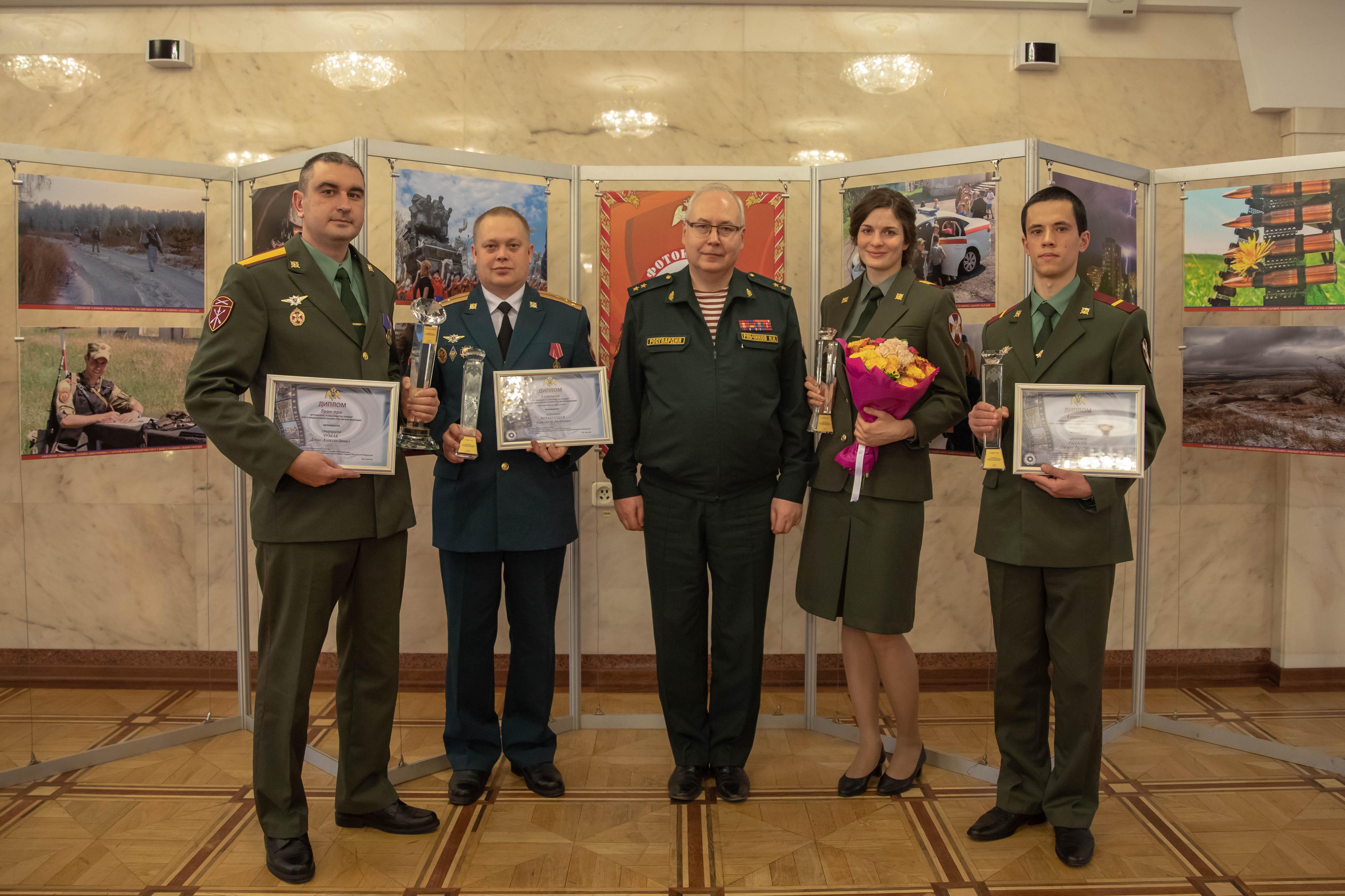 ЧЕЧНЯ. Военнослужащий из ЧР стал победителем Всероссийского фотоконкурса