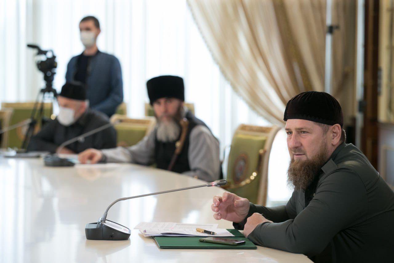 Рамзан Кадыров: