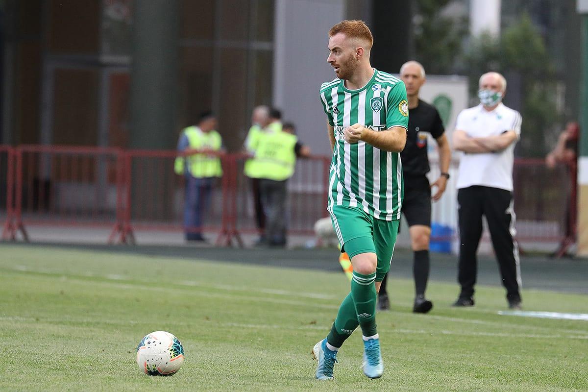 Защитник «Ахмата» попал в символическую сборную 29 тура РПЛ | ИА Чечня  Сегодня