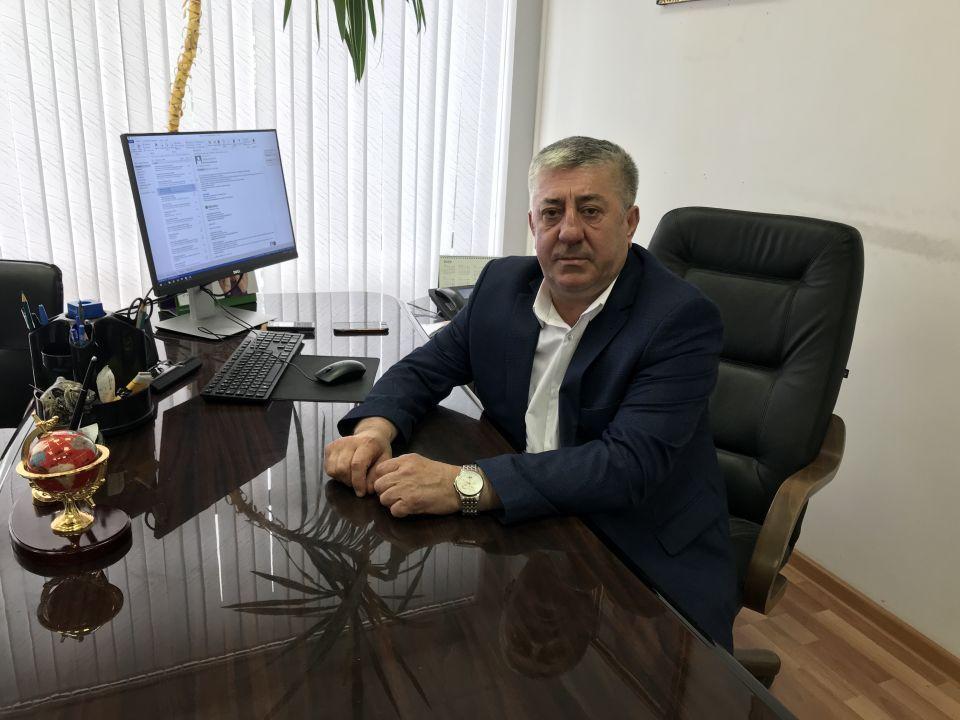 Директор МегаФона по Чеченской Республике Саид-Эми Сугаипов