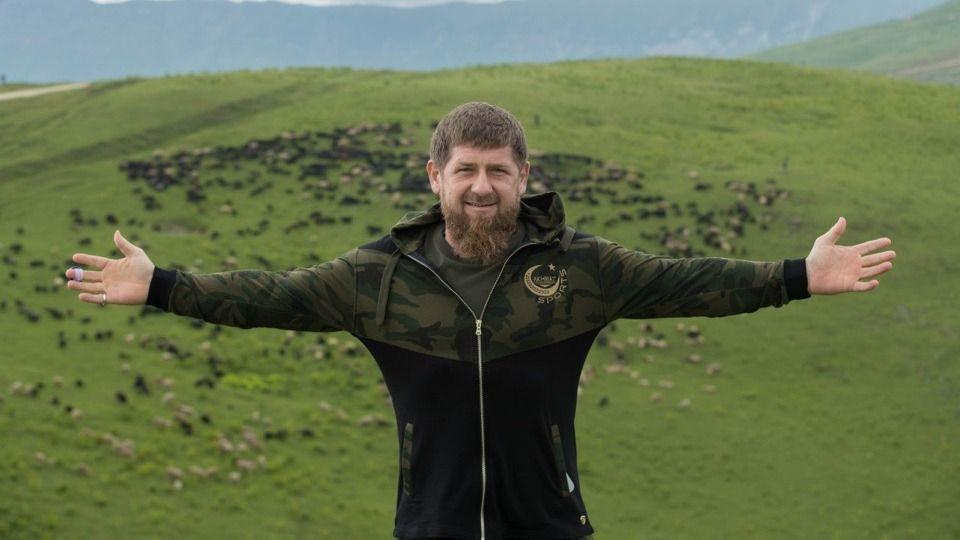 Рамзан Кадыров побил свой личный рекорд по пешим прогулкам