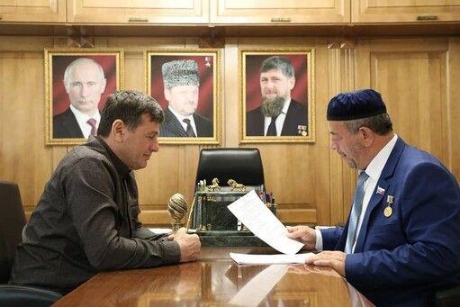 ЧЕЧНЯ. Идрис Байсултанов и Нурди Нухажиев обсудили вопросы защиты прав граждан в сфере образования