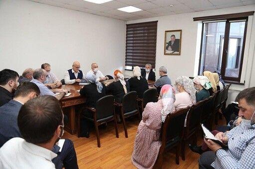 ЧЕЧНЯ. COVID-пациентам в Чеченской Республике продолжают оказывать помощь 3 медучреждения