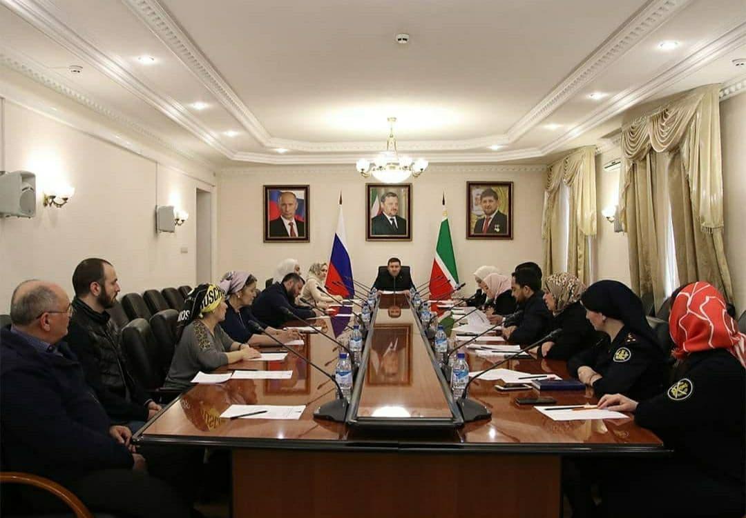 ЧЕЧНЯ. В Грозном обсудили вопросы профилактики ВИЧ-инфекции