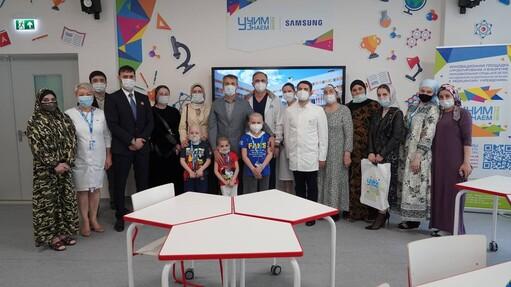 ЧЕЧНЯ. Фонд Кадырова приобрел протез стоимостью 1 млн рублей для 12-летней девочки