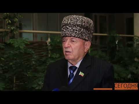 К юбилею писателя Арби Усманова