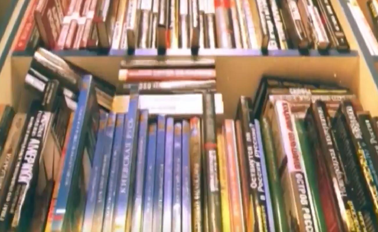 «Книгомания». Рейтинг книг