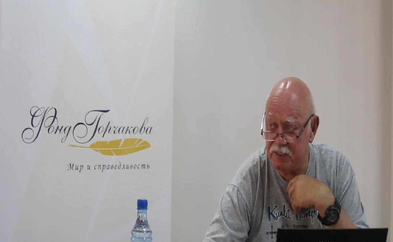 Журналист Кипрас-Стасис-Арас Можейка о роли СМИ в формировании о