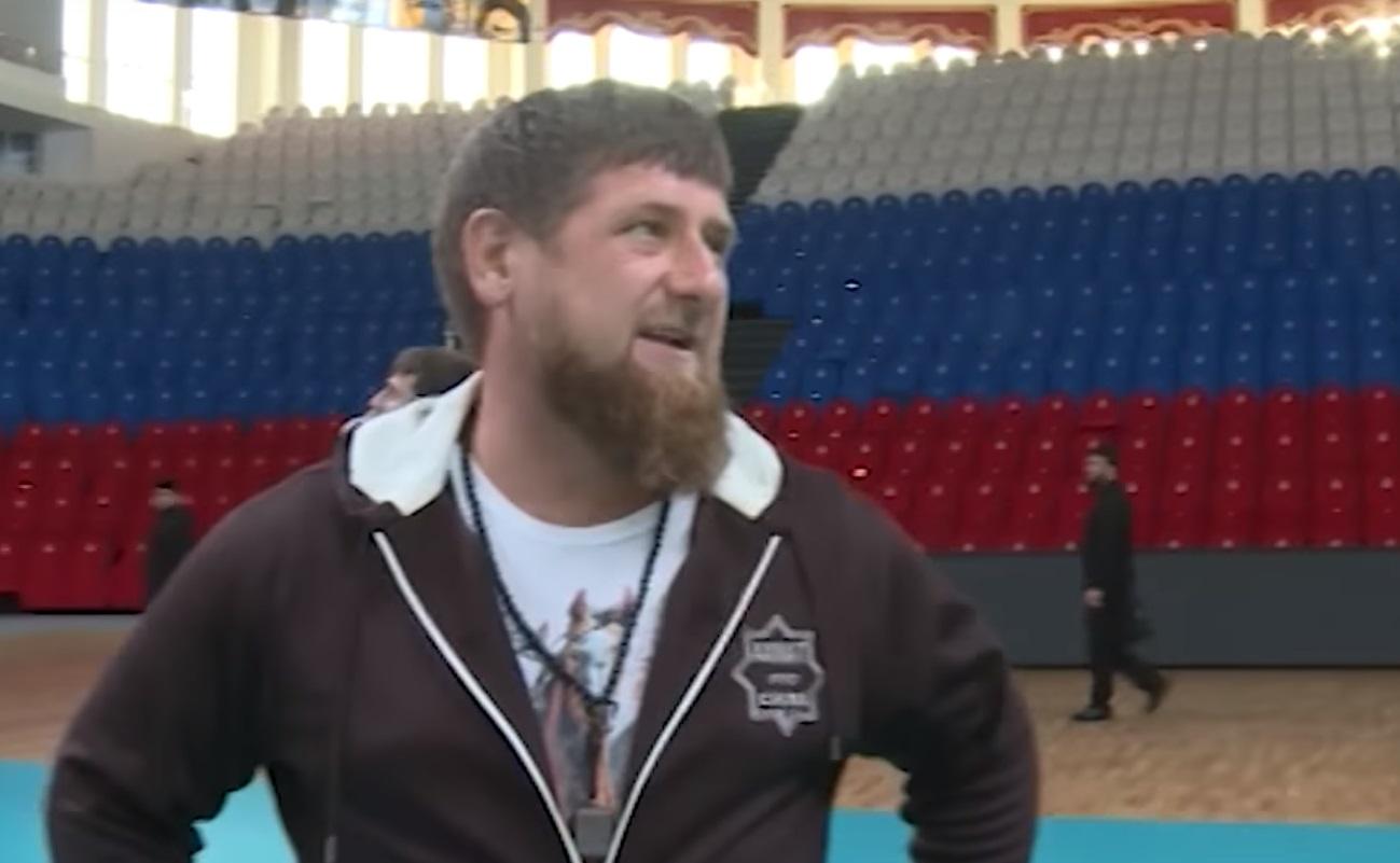 Рамзан Кадыров проинспектировал крупнейший волейбольный дворец в